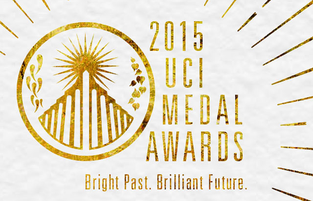 UCI Medal Awards