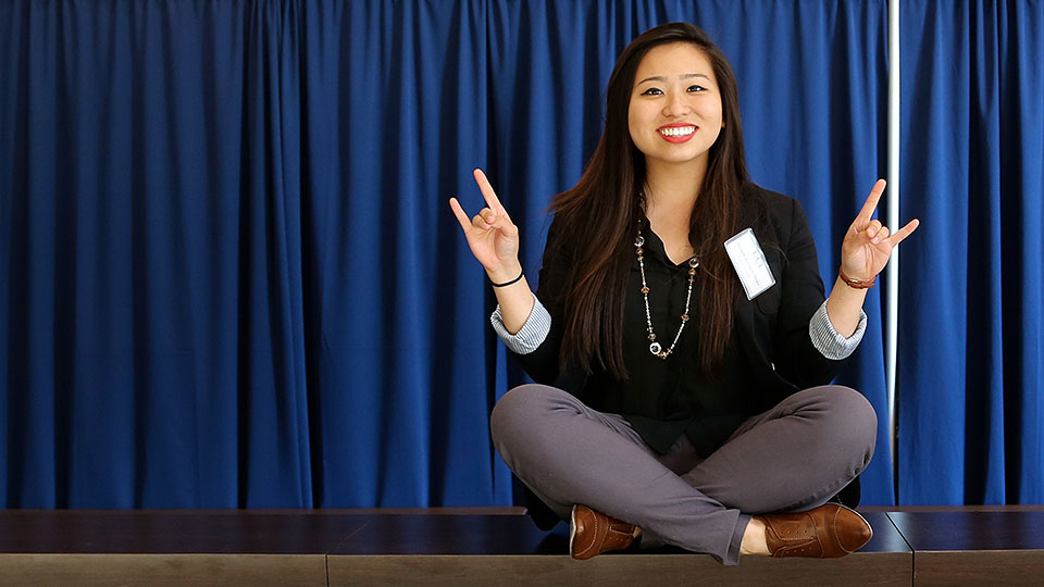 Richelle Homo – Thriving at UCI