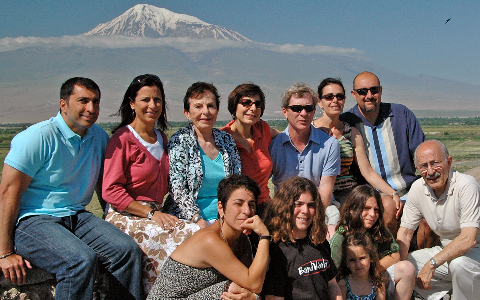 Meghrouni Family Creates Lasting Legacy with Armenian Studies at UC Irvine