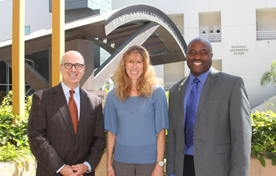 The Henry Samueli School of Engineering at UCI receives $9.5 million gift