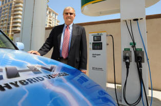 Hydrogen fueling station cornerstone of UCI research program